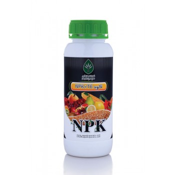 NPK+TE Liquid Fertilizer