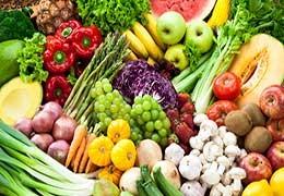 خواص ضد سرطانی میوه و سبزیجات
